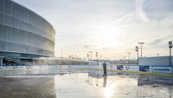 Lodowisko na Stadionie Wrocław – kiedy otwarcie?