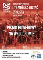 Piknik kolarski na wrocławskim welodromie