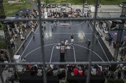 W piątek startuje koszykarski turniej Red Bull King Of The Rock