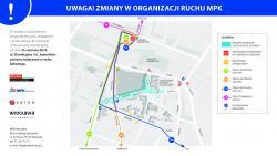 Uwaga – zbliża się przebudowa skrzyżowania ul. Dyrekcyjnej iul. Borowskiej