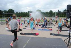 Fitness na Pergoli zFitness Academy
