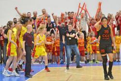 Koszykarki Ślęzy wfinale mistrzostw Polski!